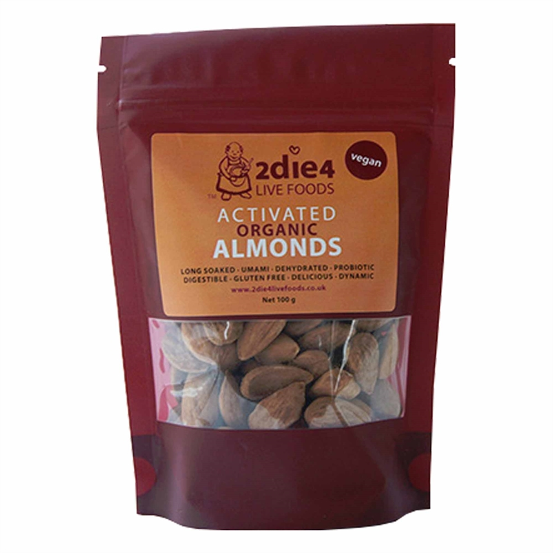 Almonds, Activated, 100 g, Eko