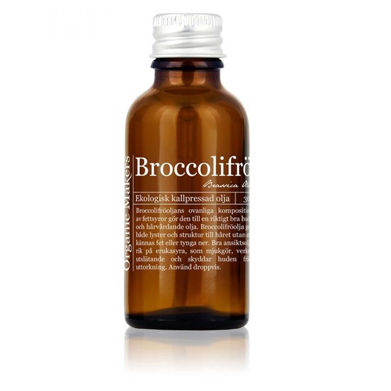 Broccolifröolja, 60 ml, Eko