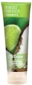 Coconut Lime Hand and Body Lotion, 227 ml