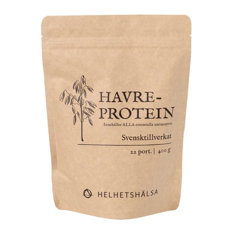 havre protein helhetshälsa