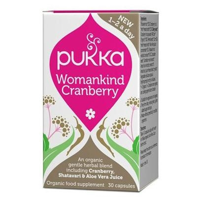 Womankind Cranberry Cool