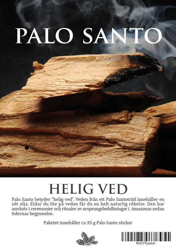 Palo Santo (Holy stick)