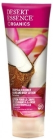 Tropical Coconut Hand and Body Lotion, 227 ml