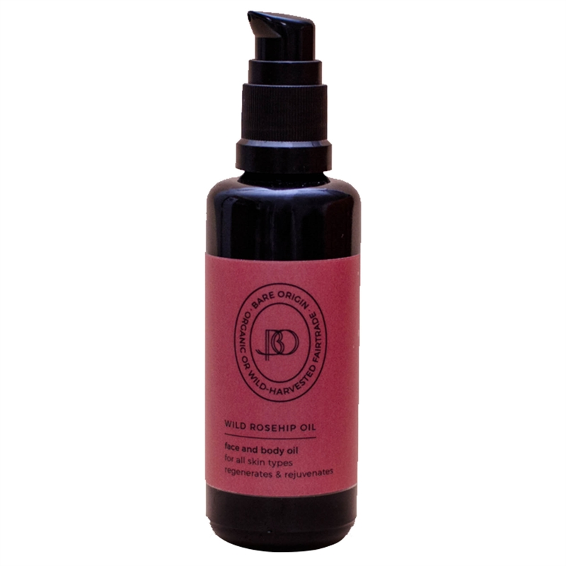 Wild Rosehip Oil, 50 ml