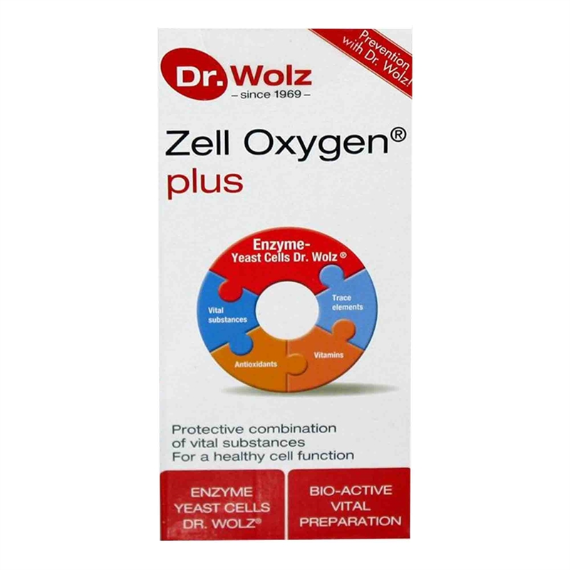 Zell Oxygen PLUS, 250 ml